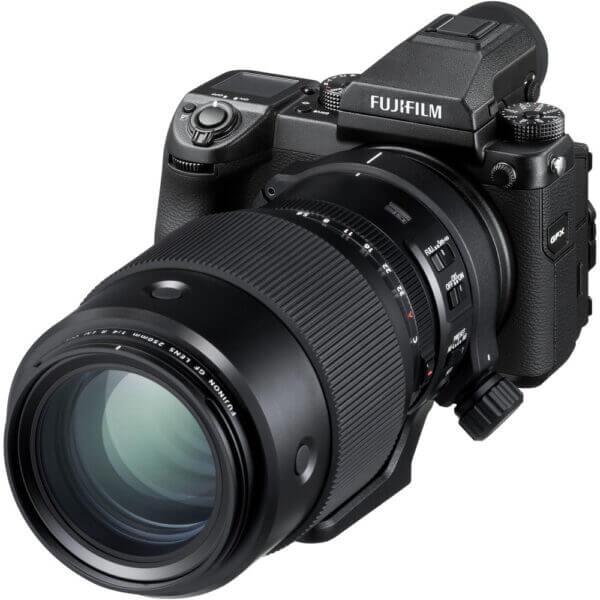 Fujifilm Lens GF 250mm F4 R LM OIS WR Thai 6