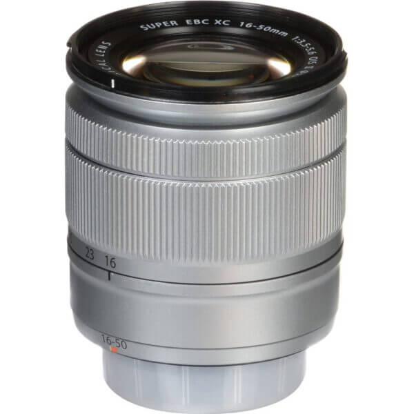 Fujifilm Lens XC 16 50mm F3.5 5.6 II OIS Silver 10