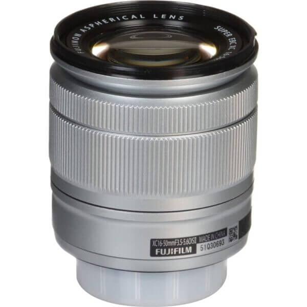 Fujifilm Lens XC 16 50mm F3.5 5.6 II OIS Silver 11