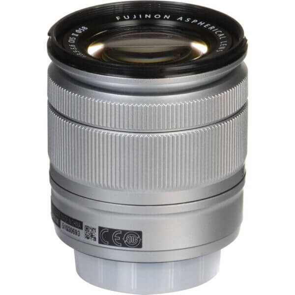 Fujifilm Lens XC 16 50mm F3.5 5.6 II OIS Silver 12