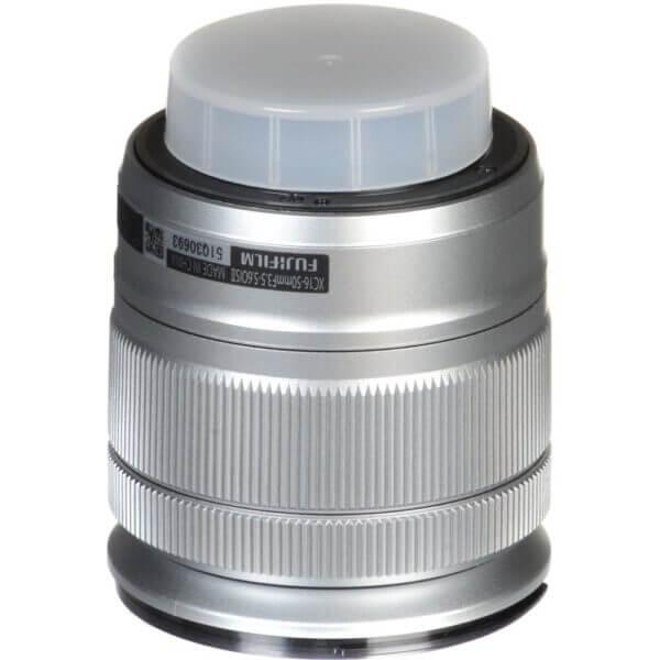 Fujifilm Lens XC 16 50mm F3.5 5.6 II OIS Silver 16