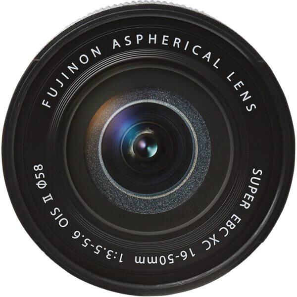 Fujifilm Lens XC 16 50mm F3.5 5.6 II OIS Silver 2