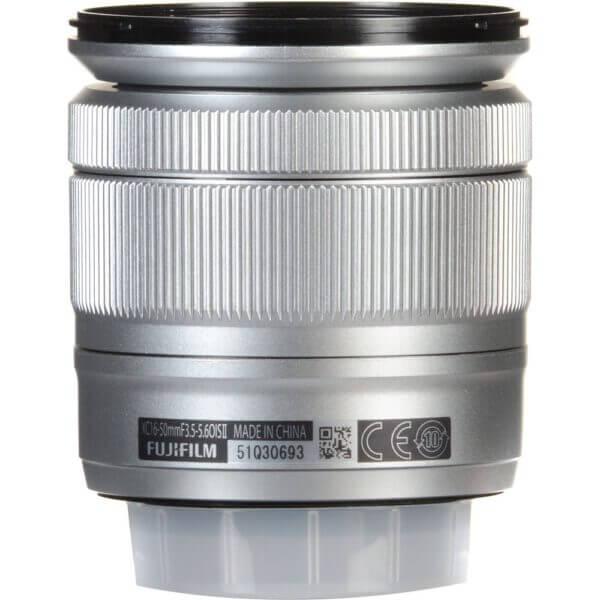 Fujifilm Lens XC 16 50mm F3.5 5.6 II OIS Silver 5