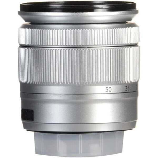 Fujifilm Lens XC 16 50mm F3.5 5.6 II OIS Silver 6