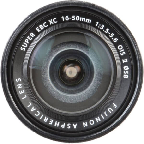 Fujifilm Lens XC 16 50mm F3.5 5.6 II OIS Silver 7