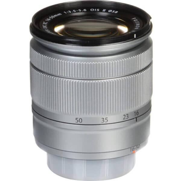 Fujifilm Lens XC 16 50mm F3.5 5.6 II OIS Silver 9