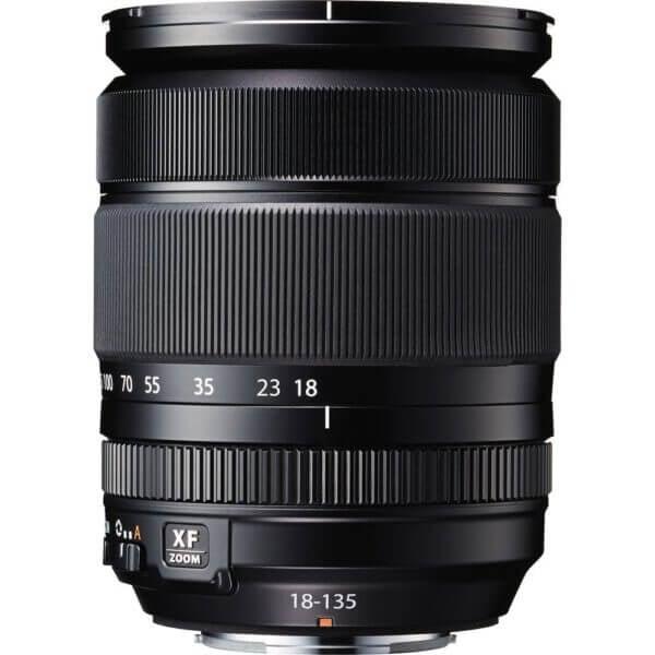 Fujifilm Lens XF 18 135mm F3.5 5.6 R OIS Kit 2