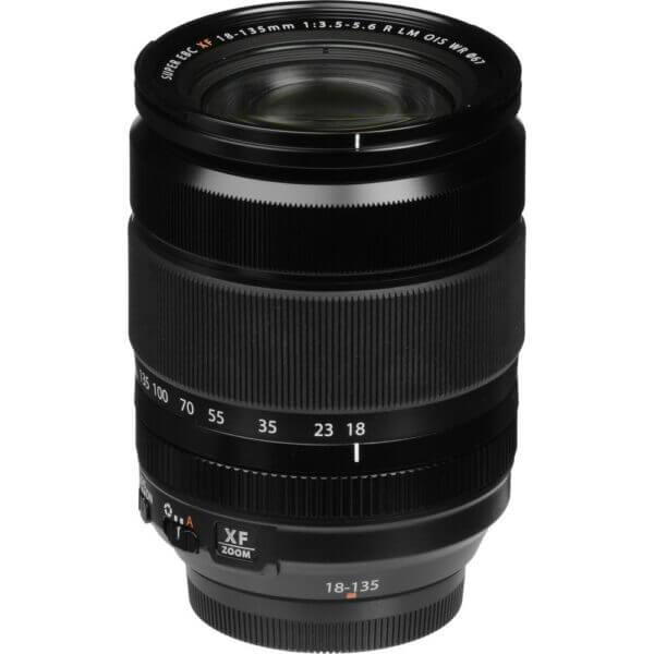 Fujifilm Lens XF 18 135mm F3.5 5.6 R OIS Kit 4