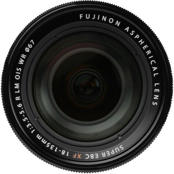 Fujifilm Lens XF 18 135mm F3.5 5.6 R OIS Kit 6