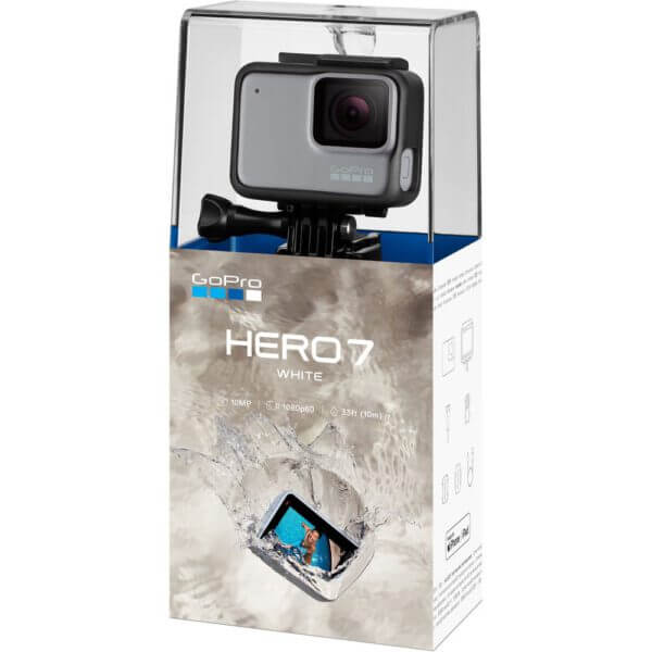 GoPro CHDHB 601 RW ActionCam Hero7 White 12