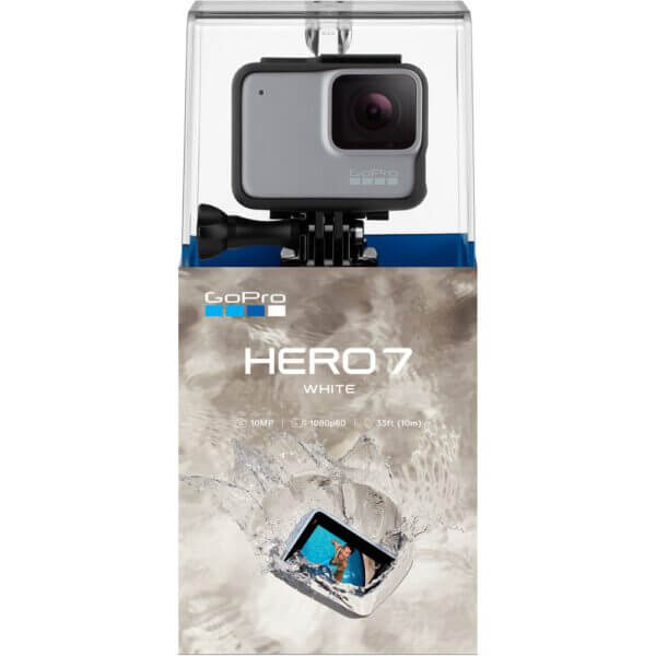 GoPro CHDHB 601 RW ActionCam Hero7 White 13