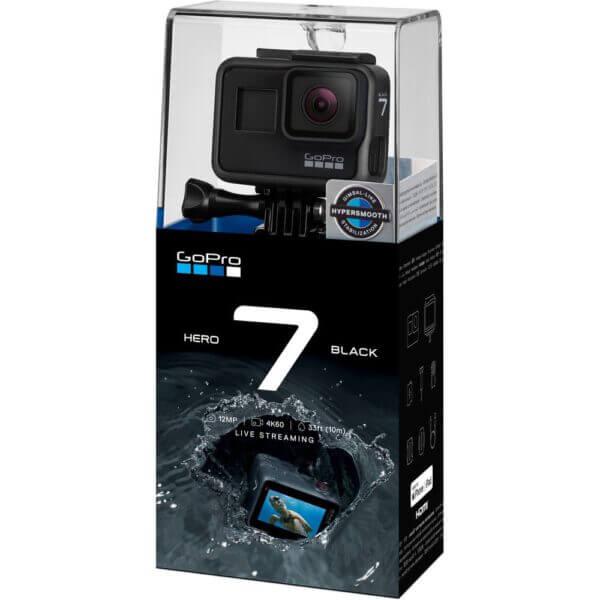 GoPro CHDHX 701 RW ActionCam Hero7 Black 17