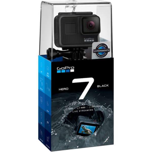 GoPro CHDHX 701 RW ActionCam Hero7 Black 19