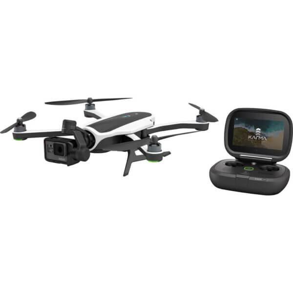 GoPro QKWXX 511E Karma Drone Aircraft Only 7