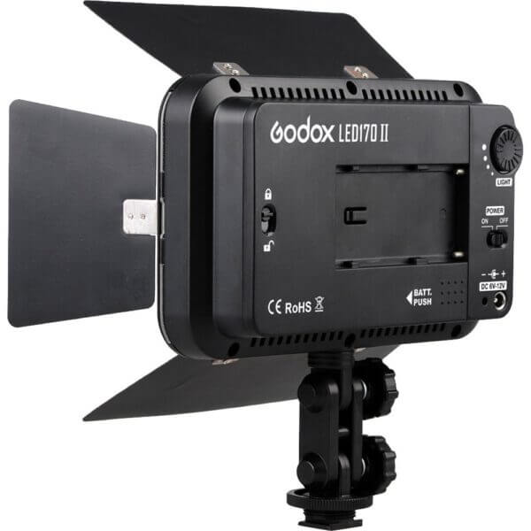 Godox LED170 II Video LED light 5500 6500K 2