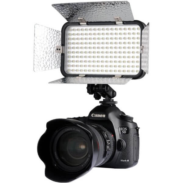 Godox LED170 II Video LED light 5500 6500K 5