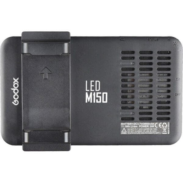 Godox LEDM150 Smartphone LED Light 5600K 11