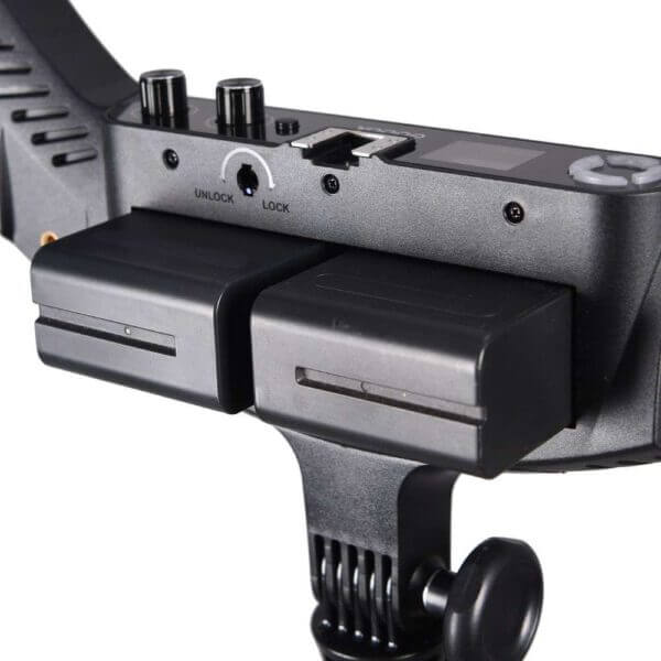 Godox LR160 LED Ring Light Black 8
