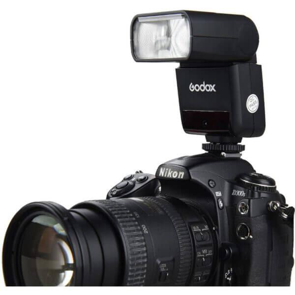 Godox TT350N TTL Speedlite for Nikon 10