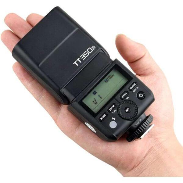 Godox TT350N TTL Speedlite for Nikon 2