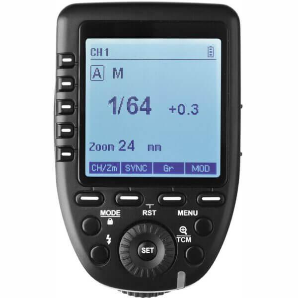 Godox X PRO S TTL Wireless Flash Trigger for Sony 11