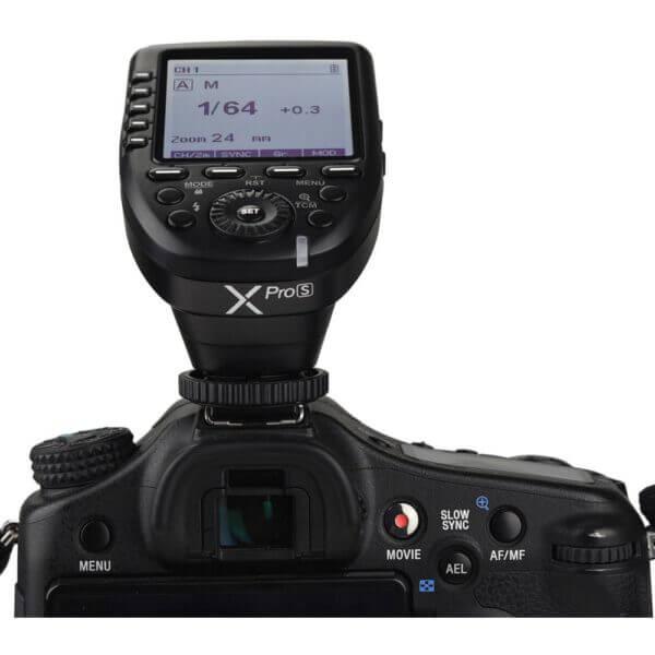 Godox X PRO S TTL Wireless Flash Trigger for Sony 7