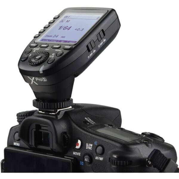 Godox X PRO S TTL Wireless Flash Trigger for Sony 8