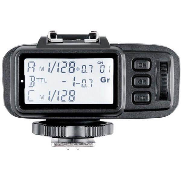 Godox X1T C TTL Wireless Flash Trigger for Canon 5