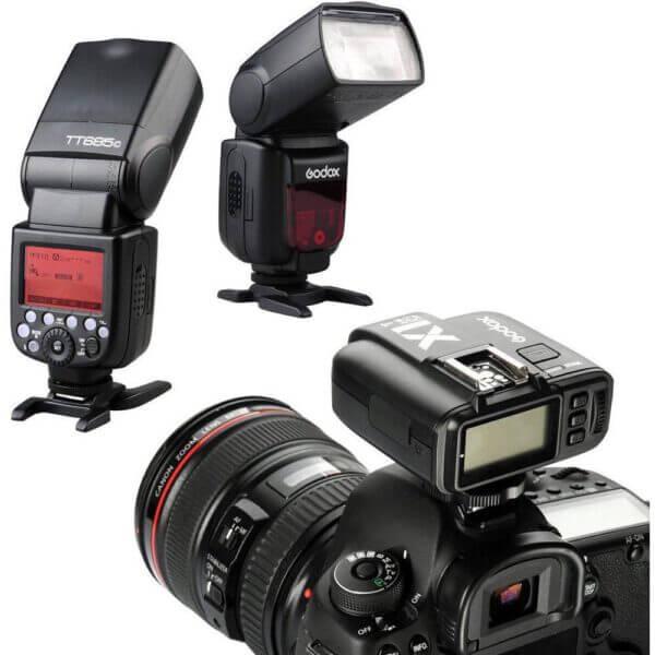 Godox X1T C TTL Wireless Flash Trigger for Canon 8