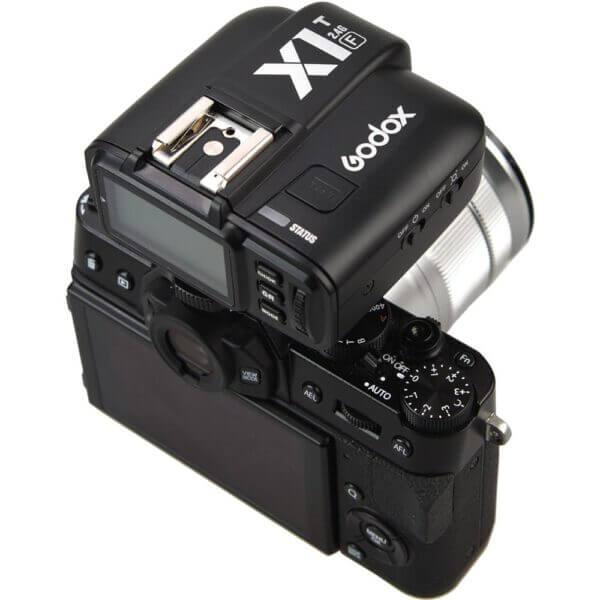 Godox X1T F TTL Wireless Flash Trigger for Fujifilm 2