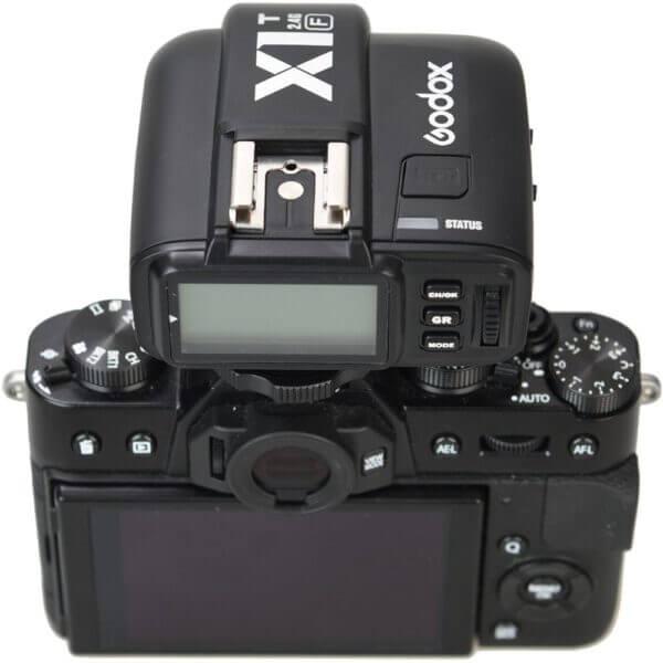 Godox X1T F TTL Wireless Flash Trigger for Fujifilm 3