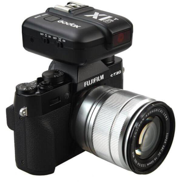 Godox X1T F TTL Wireless Flash Trigger for Fujifilm 5