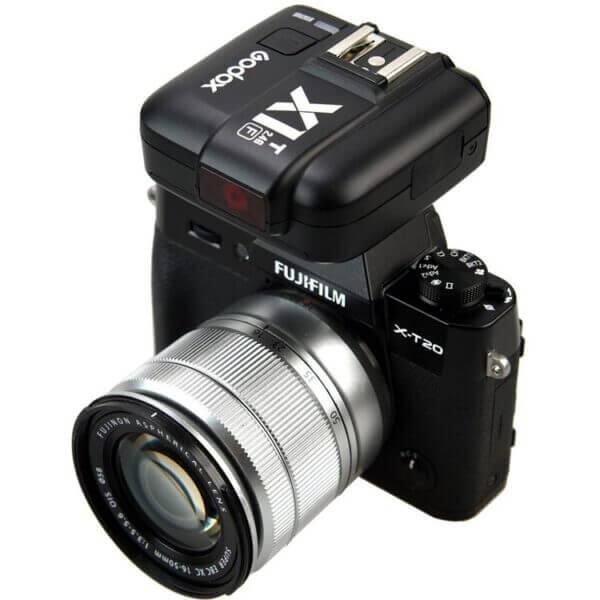 Godox X1T F TTL Wireless Flash Trigger for Fujifilm 7