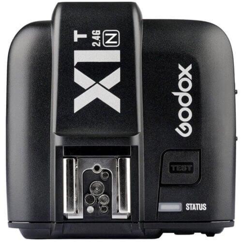Godox X1T N TTL Wireless Flash Trigger for Nikon 10