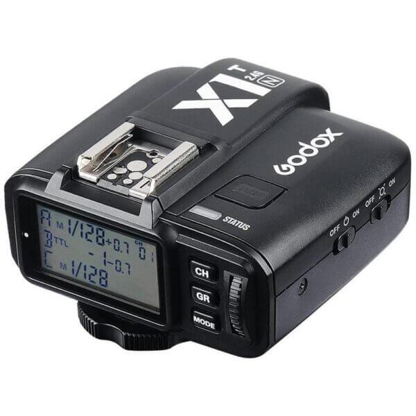 Godox X1T N TTL Wireless Flash Trigger for Nikon 4
