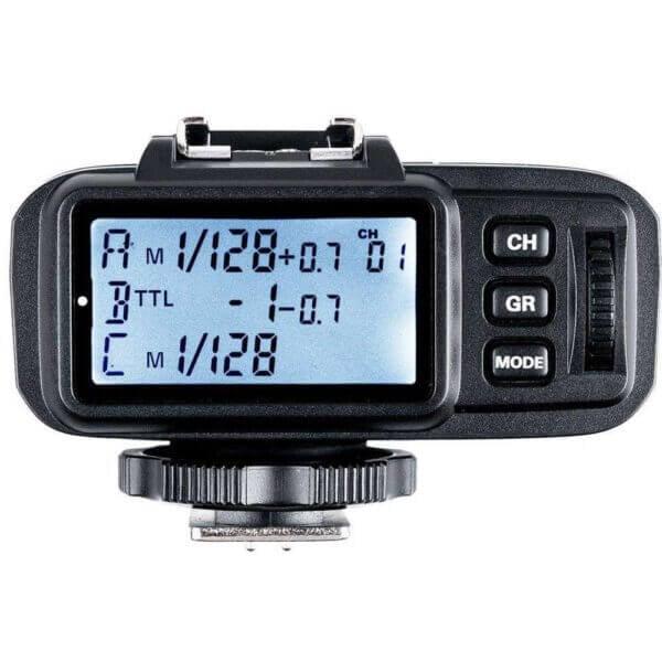 Godox X1T N TTL Wireless Flash Trigger for Nikon 5