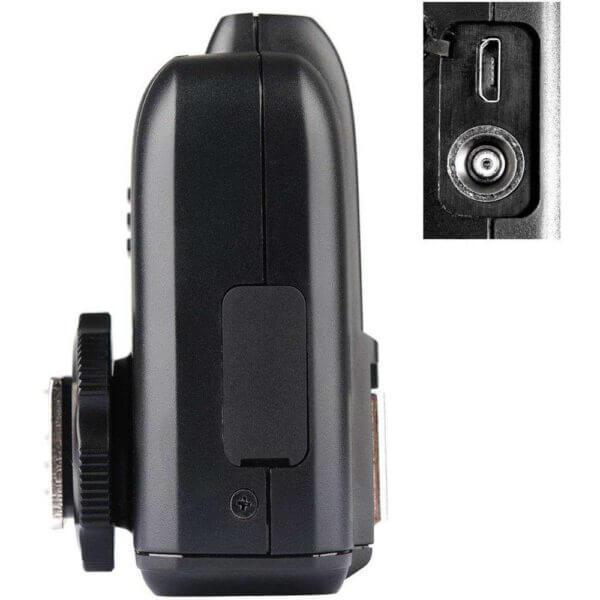 Godox X1T N TTL Wireless Flash Trigger for Nikon 7