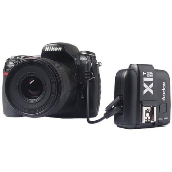 Godox X1T N TTL Wireless Flash Trigger for Nikon 9