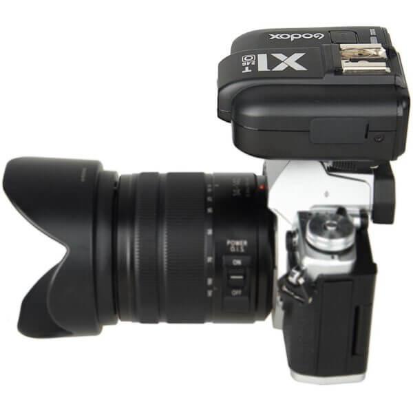 Godox X1T O TTL Wireless Flash Trigger for OlympusPanasonic 2