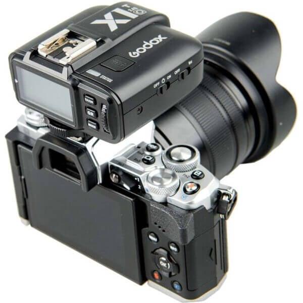 Godox X1T O TTL Wireless Flash Trigger for OlympusPanasonic 4