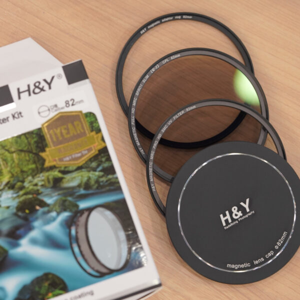 HY Round Magnetic filter 25