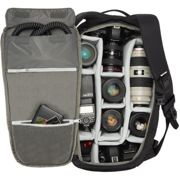 Incase INCO100326 BLK Designs Corp Camera Pro Pack Black 3