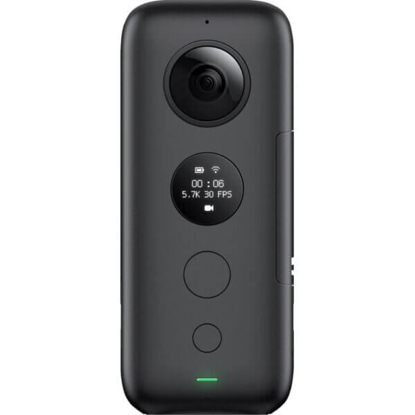 Insta360 One X Panoramic Camera for IOSAndroid 2