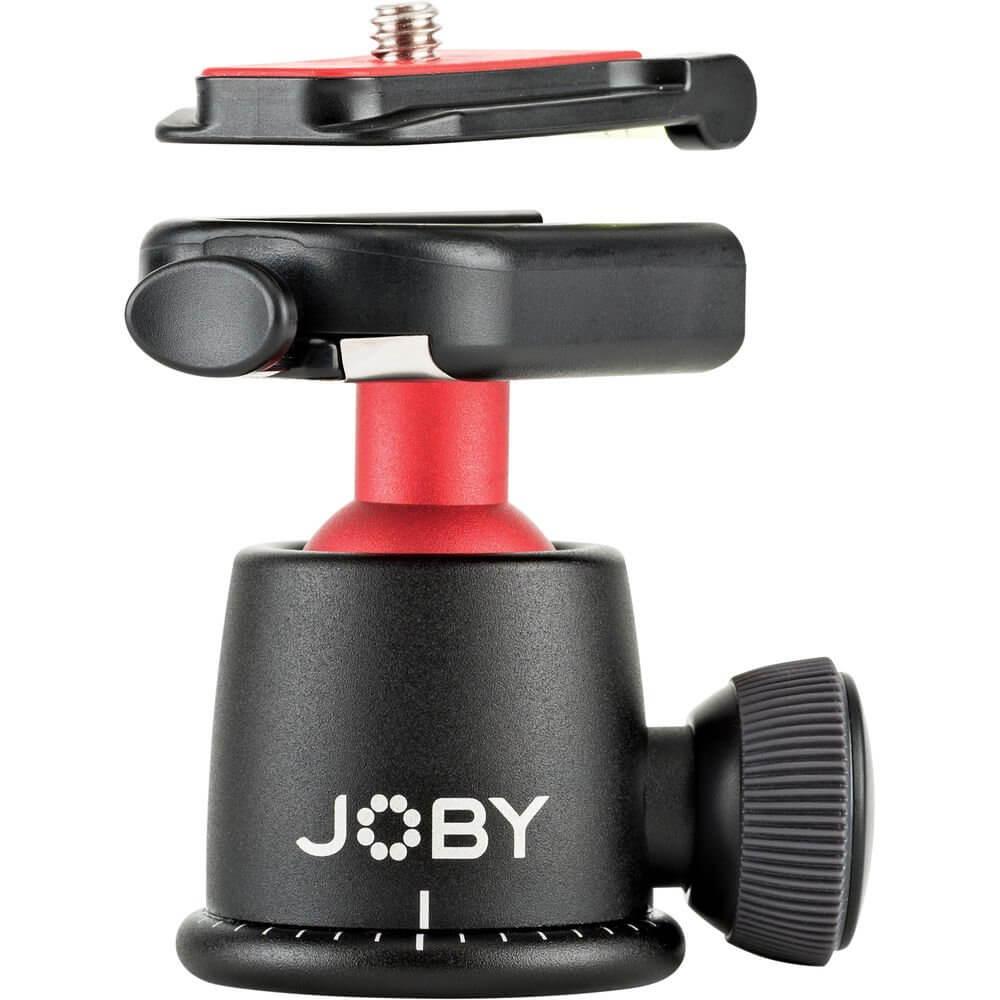 Joby Ball Head 3K Black Red 6