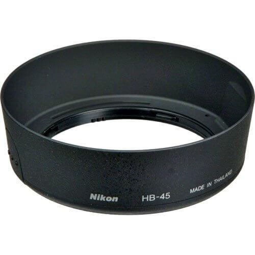 Lens Hood HB 45 for 18 55mm VR 1