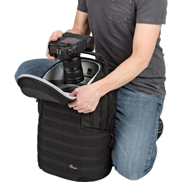 Lowepro Pro Tactic 450 AW II Camera Labtop Backpack 15