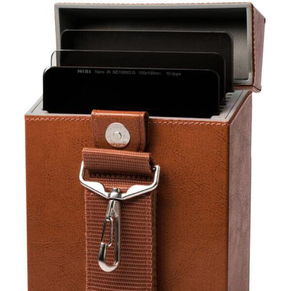 NiSi 100mm System Hard Case II 8 slots 2