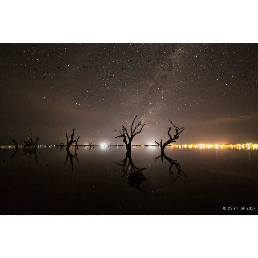 NiSi 100mm System Natural Night Filter 10