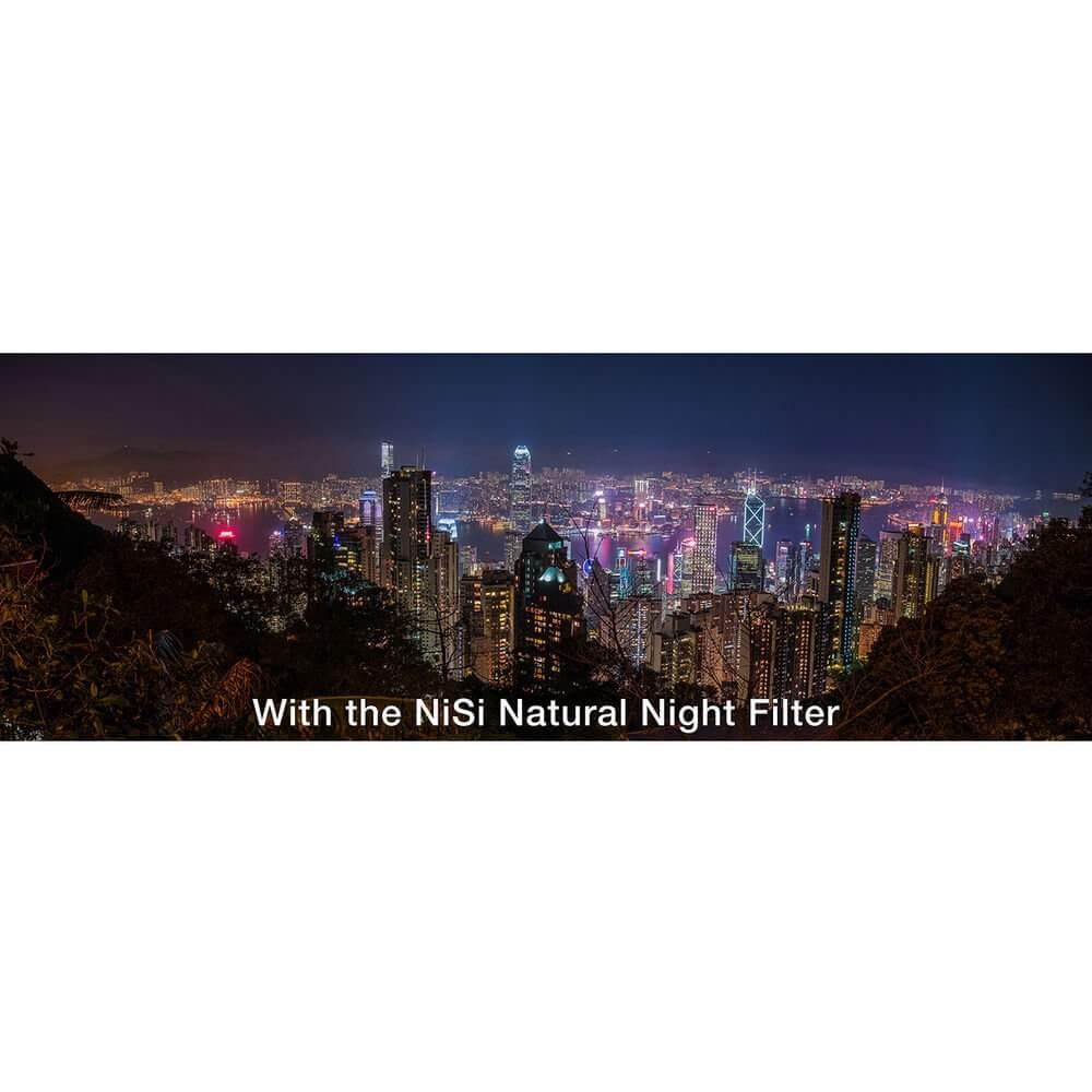NiSi 100mm System Natural Night Filter 8