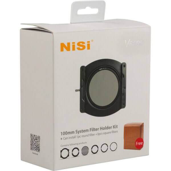 NiSi 100mm system filter holder V5 SET 2